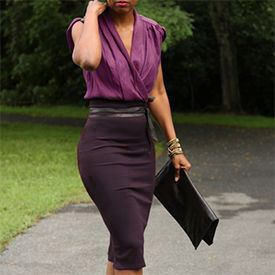 82 best images about Pencil skirts outfit on Pinterest | Pink ...