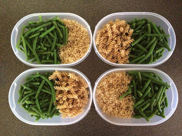 Basic meal prep