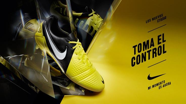 Nike CTR360 Maestri III