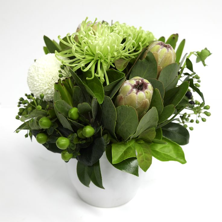 Lady Lime Reception Arrangement