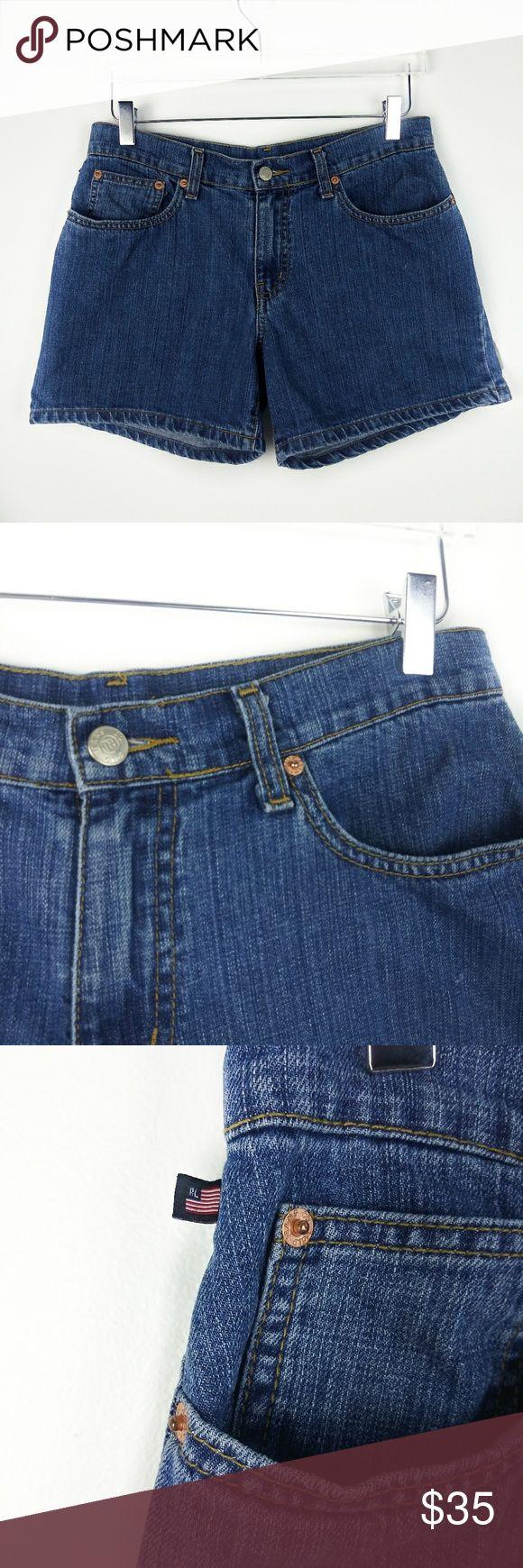 Ralph Lauren Jeansshorts mit Waschung Ralph Lauren Jeansshorts. Mittlere Wäsche. Größe 8 …   – My Posh Picks