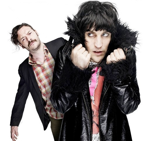 Mighty Boosh, without you and The Soup Song I'd never make it through most weeks without a lobotomy.