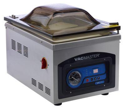 VacMaster VP215 Chamber Vacuum Packaging Machine