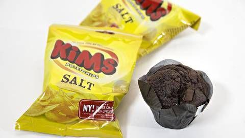 Mer salt i søt kjeks enn i flere typer potetgull - Aftenposten