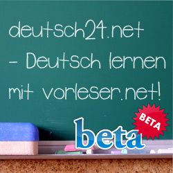 Great site for working on intermediate/advanced German language skills