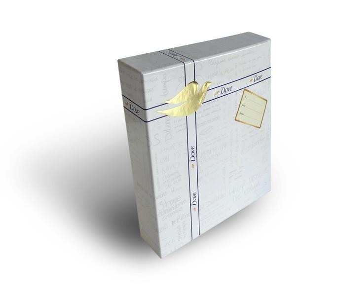 Pack regalo de Dove para el día de la madre. 2012. Unilever
