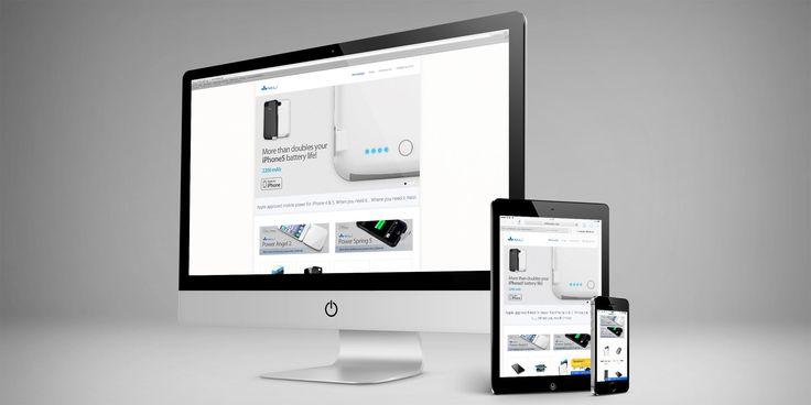 Miliboost Website Design - © Copyright 2014 Ignite Design
