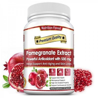 Pomegranates are full of innumerable tiny ad succulent seeds. These juicy tiny seeds can help you to combat several diseases such as high blood pressure, high cholesterol level, oxidative stress and inflammation. To Read More - http://www.nutritionforest.com/blog/incredible-pomegranate-extract-benefits/ http://www.nutritionforest.com/pomegranate-extract.html