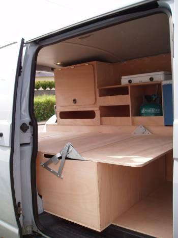 Camping car sur mesure VW Crafter