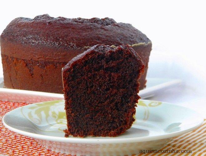 Bolo de Chocolate de Liquidificador (5)