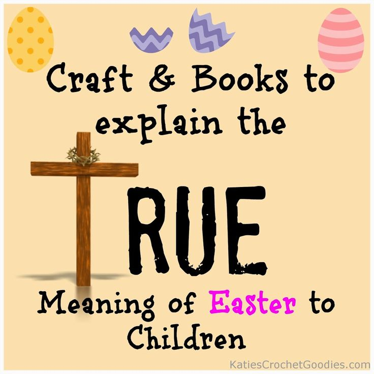 how to explain easter to a child catholic