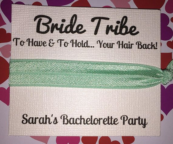 Bachelorette Party Favors. Vegas before Vows. To Have and To