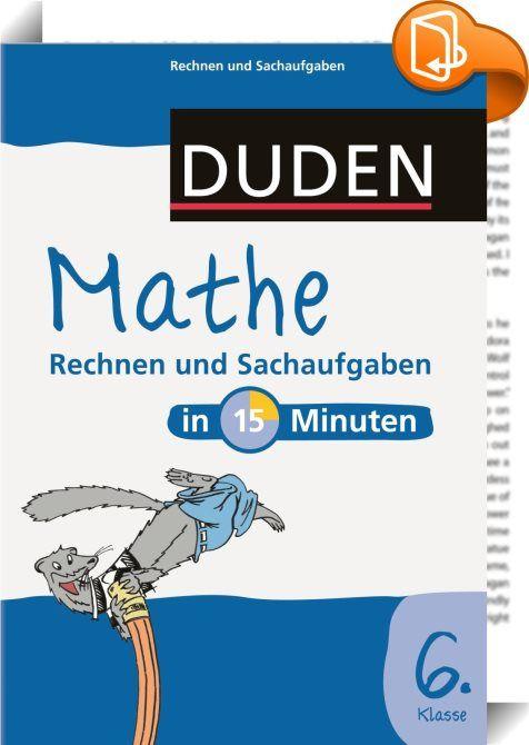 MathematikTextaufgaben  ab 6 Klasse