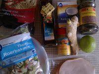Cook & Book: Nigella's Thaise noedelsoep met kip