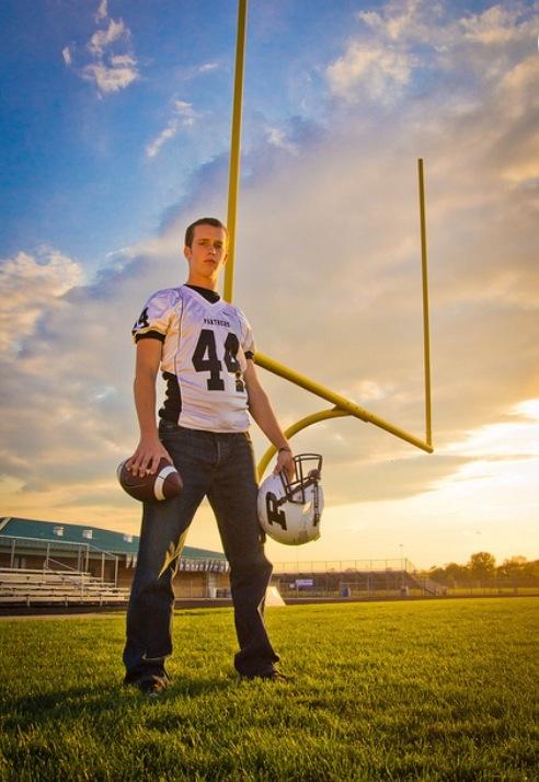 Senior Sports Portraits