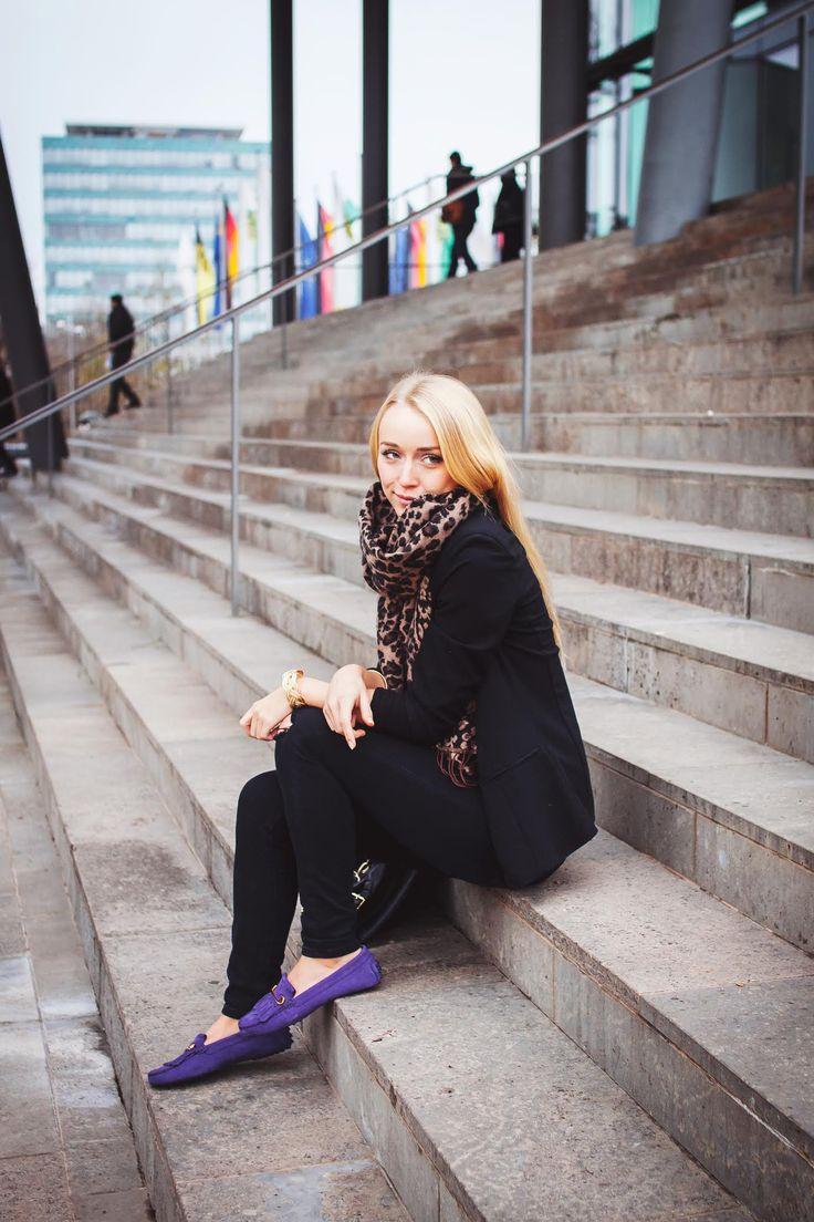 Tod's Gommino - Carrie Kleinstadt Founder of kleinstadtcarrie.net …