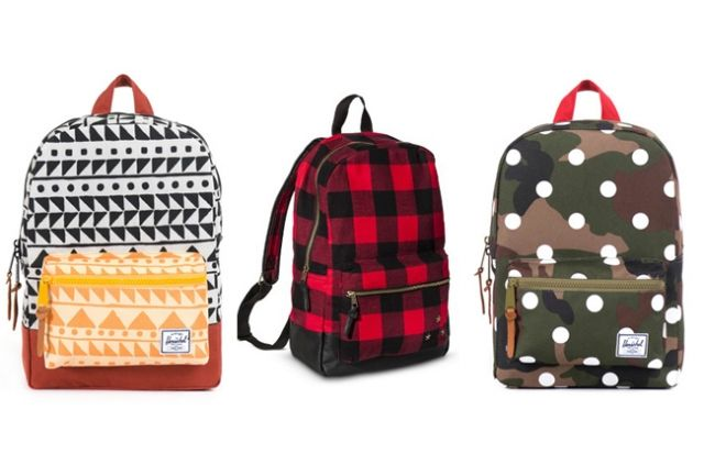 Bold Patterns | Our Favourite Back To School Backpacks | The Baby Post