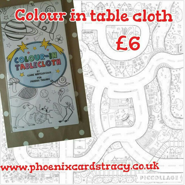Fabulous activity which can be revisited! Order yours now- www.phoenixcardstracy.co.uk