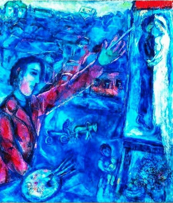 1332 best art marc chagall images on pinterest marc for Chagall peintre