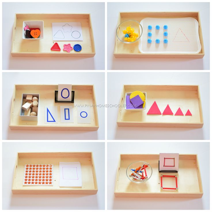 92 best Montessori Trays images on Pinterest | Toddler activities ...
