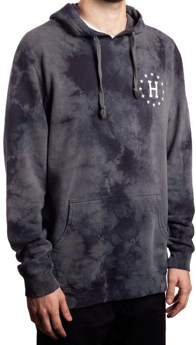 Huf 12 Galaxy Pullover Hooded Sweatshirt