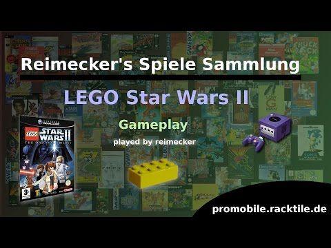 Reimecker's Spiele Sammlung : LEGO Star Wars II: The Original Trilogy