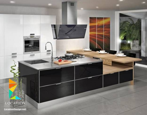 ديكور مطبخ اشكال و الوان مطابخ 2018 2019 Home Decor Home Kitchen
