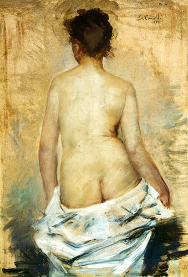 Картинки по запросу Lovis Corinth (1858 -- 1925) nude