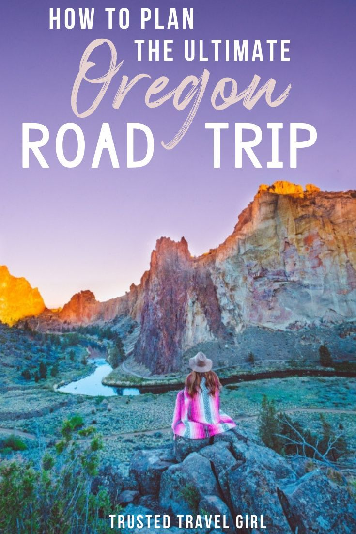 The Ultimate Oregon Road Trip