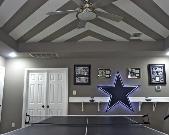 34 Best Dallas Cowboys Fan Cave Images On Pinterest
