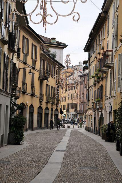 Brera, Milan, Italy