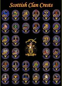 The Crests of all Scottish Clans, www.scotsfamily.com