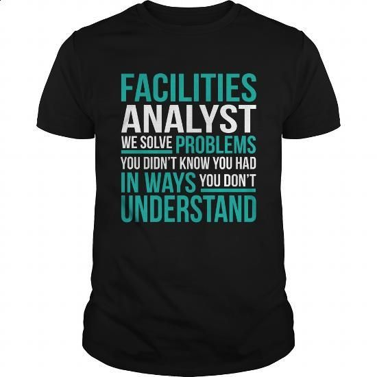 FACILITIES-ANALYST - #hoody #white hoodie. MORE INFO => https://www.sunfrog.com/LifeStyle/FACILITIES-ANALYST-132715809-Black-Guys.html?60505