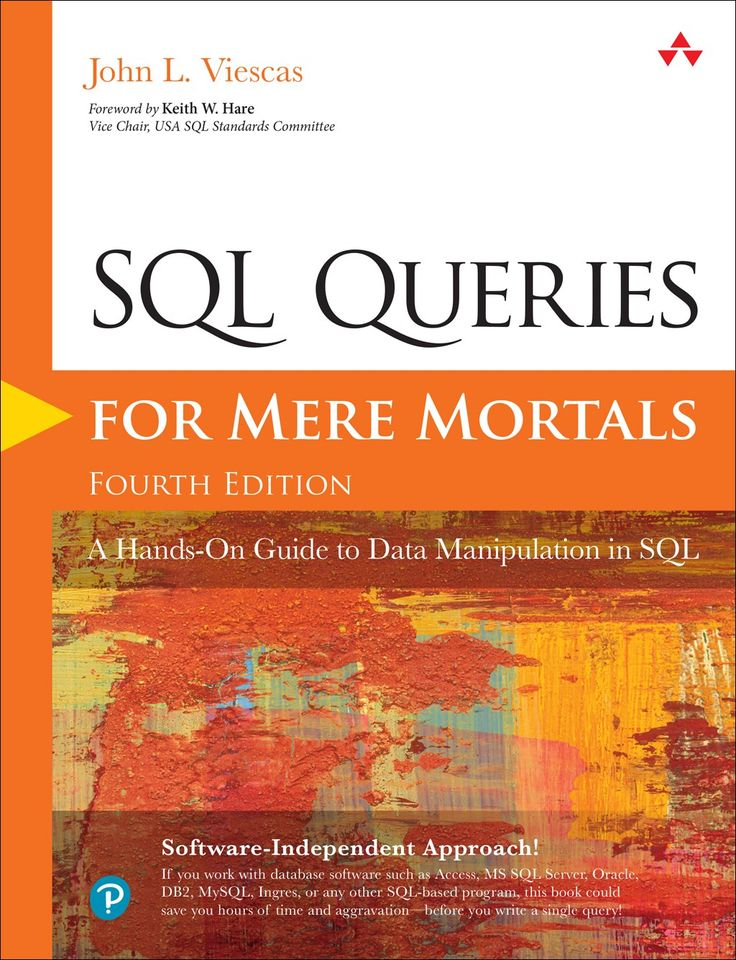 sql queries for mere mortals 4th edition pdf