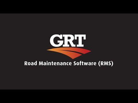 Global Road Technology  Predictive Road Maintenance Technology