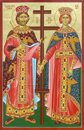 Sts. Constantine and Helena