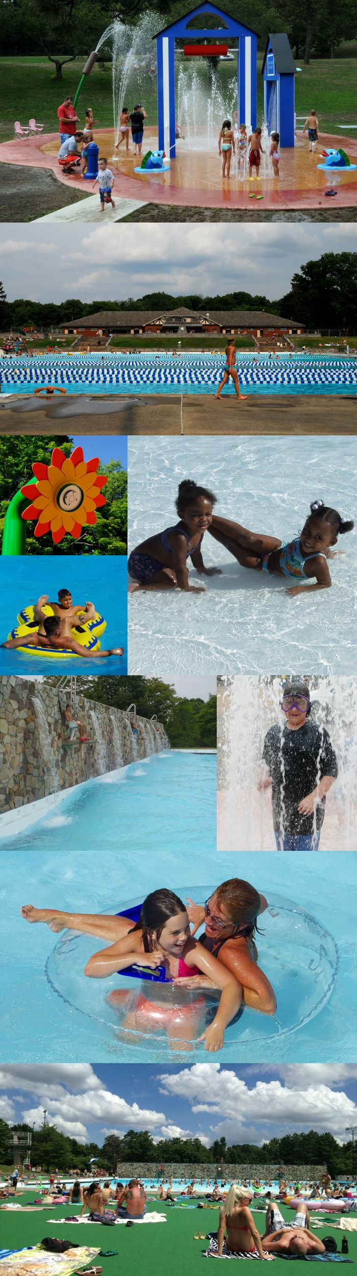 Boyce Park Wave Pool, Deer Lakes Spray Park, North Park Swimming Pool, Round Hill Spray Park, Settlers Cabin Park Wave Pool & South Park Wave Pool will open for the season on Sat., May 31! Spray parks are free & open daily 10:00 a.m.-8:00 p.m. Pools are open daily 11:30 a.m.-7:30 p.m. For pool rates, go to http://j.mp/ACPools