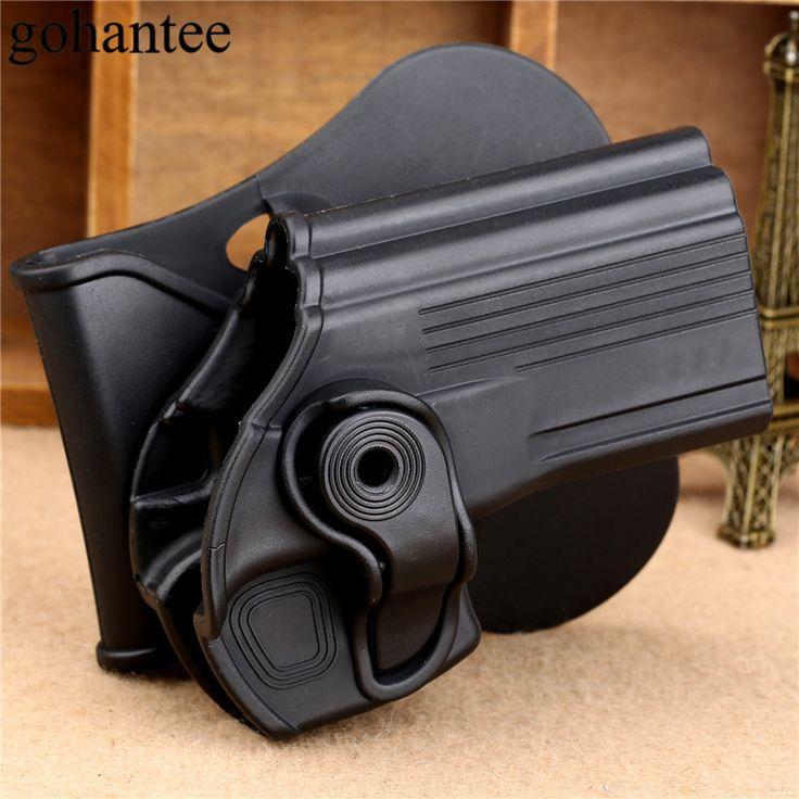Black Tactical Right Handed Gun Holster Pistol Holster Case for Taurus 24/7 Taurus 24/7-OSS Holster Tactical Gun Pistol Holster.