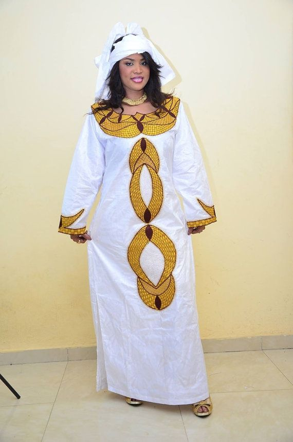 style african dress 1970s