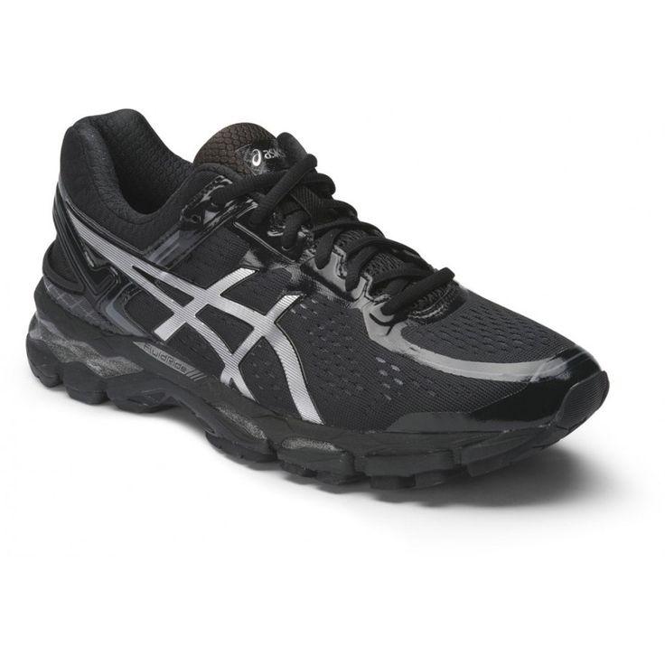 Asics Gel Kayano 22 - Mens Running Shoes - Black - Joggersworld