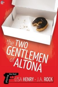 Gay Romance, Mystery 1st in a Trilogy. FBI Agent and a Con Man. Witty as Hell. http://ontopdownunderbookreviews.com/the-two-gentlemen-of-altona-playing-the-fool-1-lisa-henry-j-a-rock/