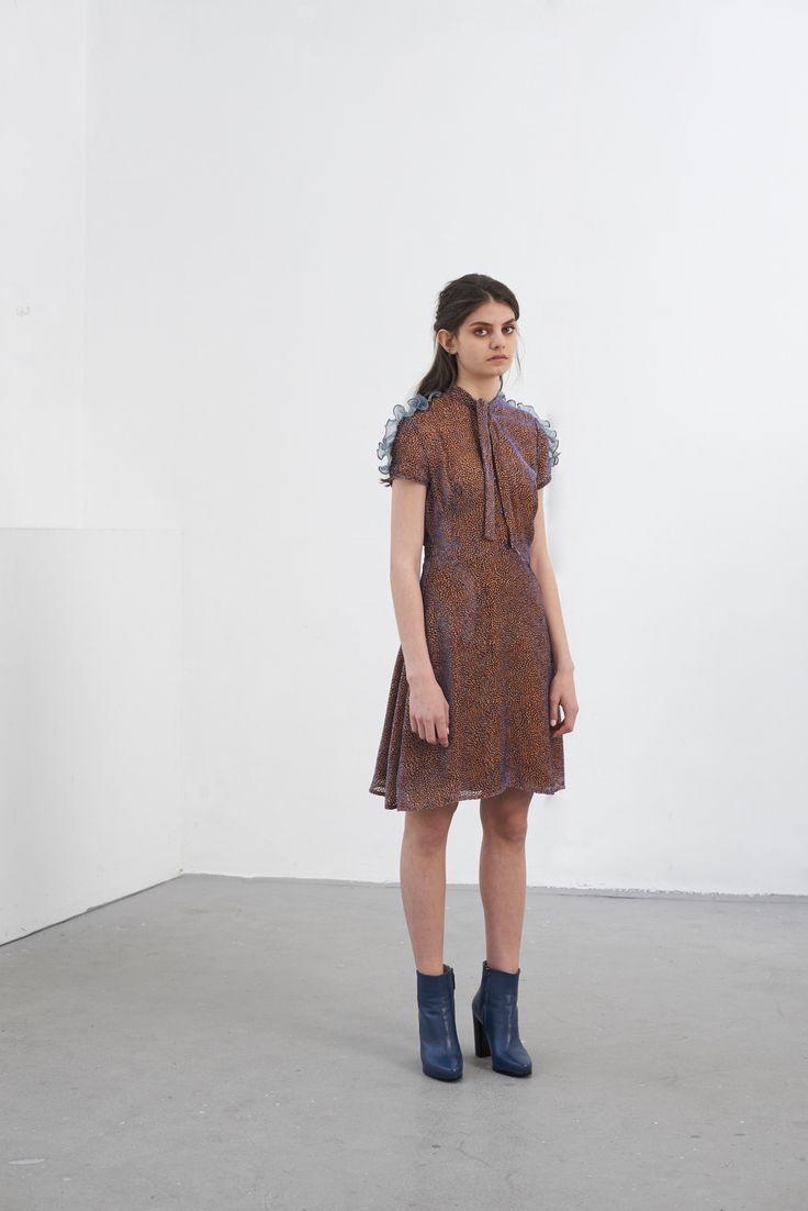 HARRIET dress by Anna Daubner