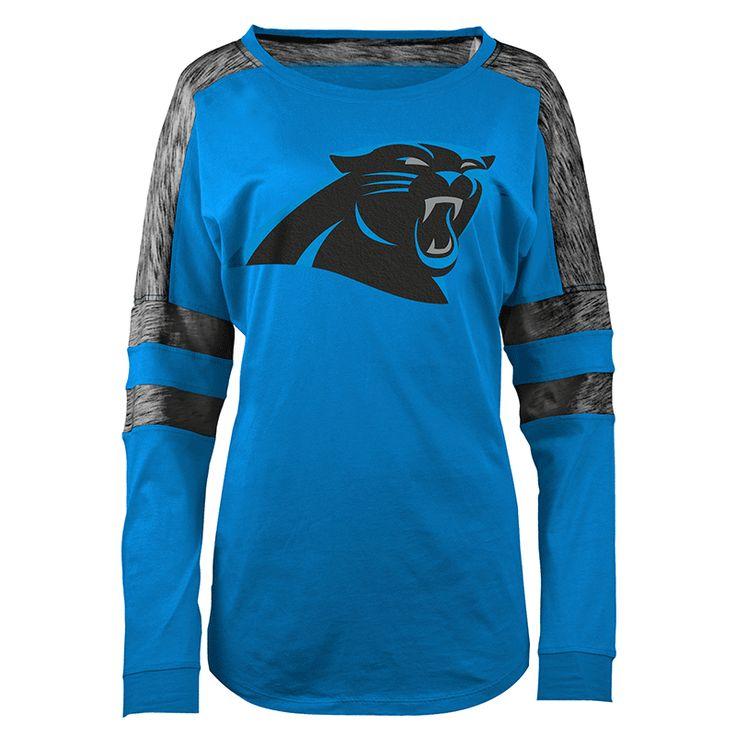 Women's Baby Jersey L/S Shirt | Carolina Panthers Official Shop