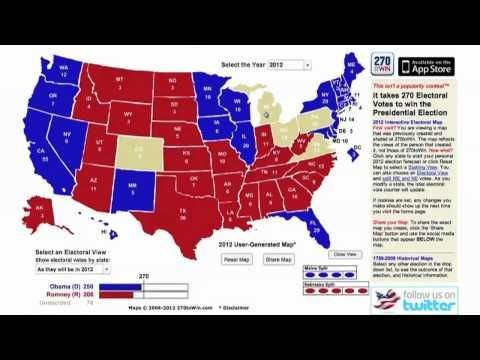 Who Will Win the 2012 Presidential Election?