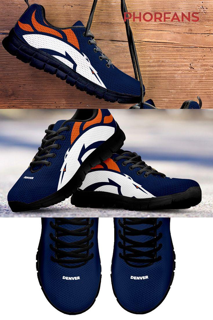 best service f14ec 927f4 Denver Bronco Shoes