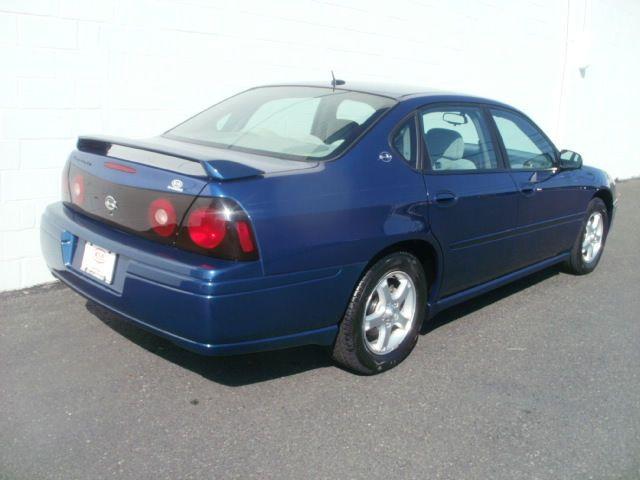 2005 impala