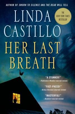 An extraordinarily beautiful Amish woman, a dangerous femme fatale, is the central figure in Linda Castillo's Her Last Breath, a story that reveals a dark side of Painters Mill and its seemingly perfect Amish world. A rainy night, an Amish father returning home with his three children, a speeding car hurtling toward them out of nowhere.