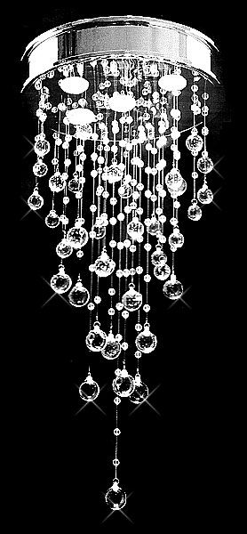 cake pan chandalier! brightstar products available at Springlights in Kloof, Durban.