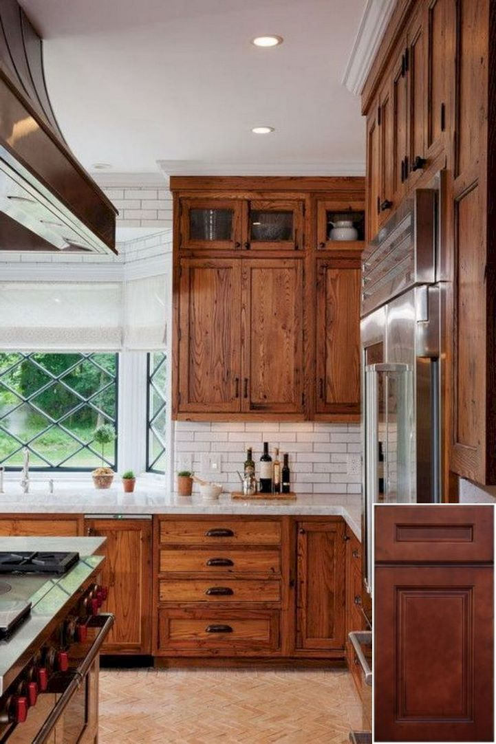 The importance of - oak cabinets with black stainless ...