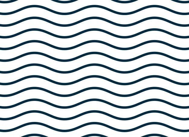 Download Wavy Smooth Lines Pattern Background For Free In 2020 Line Patterns Background Patterns Vector Background Pattern